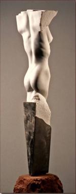 Caryatid Sun Goddess