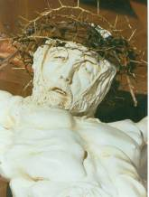 Padre Serra Crucifix (detail)