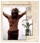 St. Edward\'s Catholic Church Crucifix