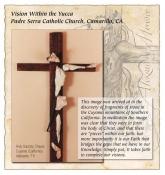 Padre Serra Holy Sacristy Crucifix
