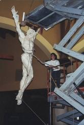 Padre Serra installation