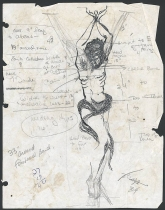 St. Edward\'s Concept Sketch