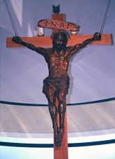 St. Edward\'s Crucifix