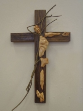 Faith Crucifix